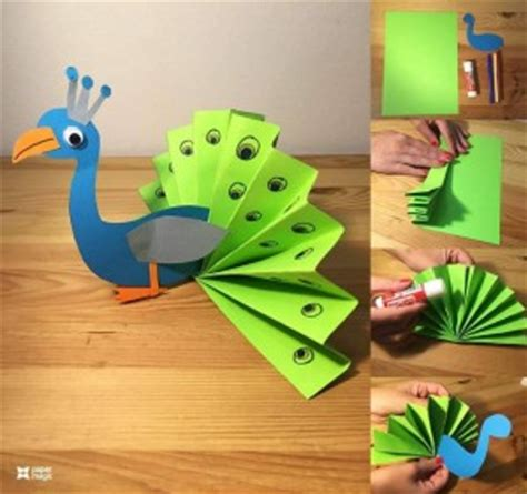Children S Paper Crafts - diy home sweet home paper crafts for