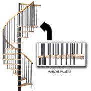 escalier hauteur r 233 glable