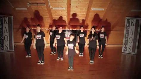 perfexion kaos justin timberlake strawberry bubblegum choreography mirco mascitelli