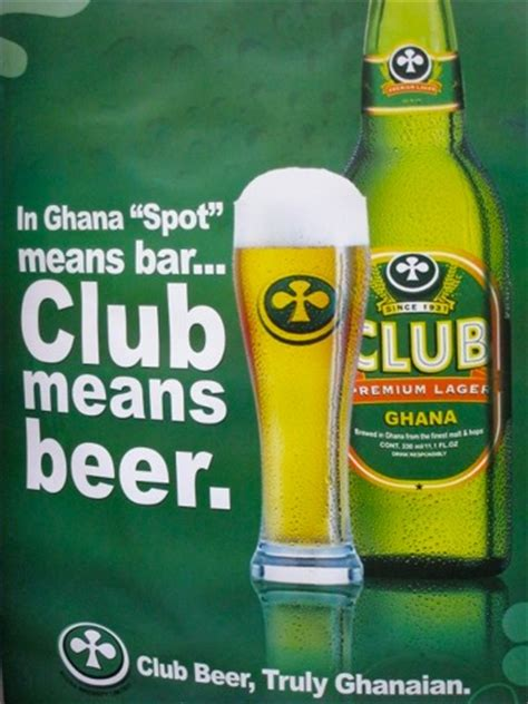 club beer ghana?s premium lager is ?most celebrated brand