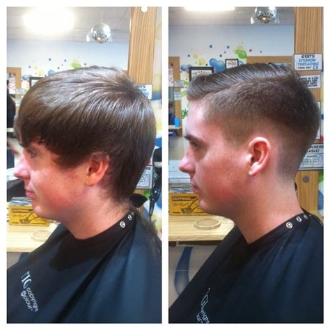 trim haircut before and after men s haircut network cafe adventures before and after