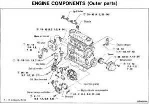 repair manuals nissan sd22 sd23 sd25 sd33 engine repair