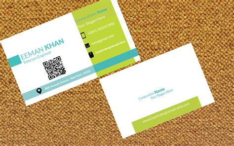 free visiting card design a free business card business card design