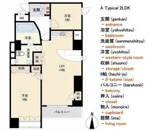 typical japanese apartment layout new to japan general accommodation term