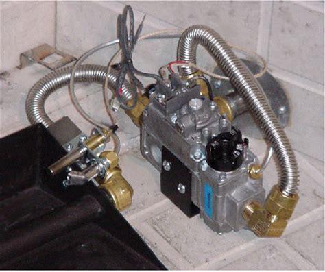 fireplace gas valve kits fireplaces