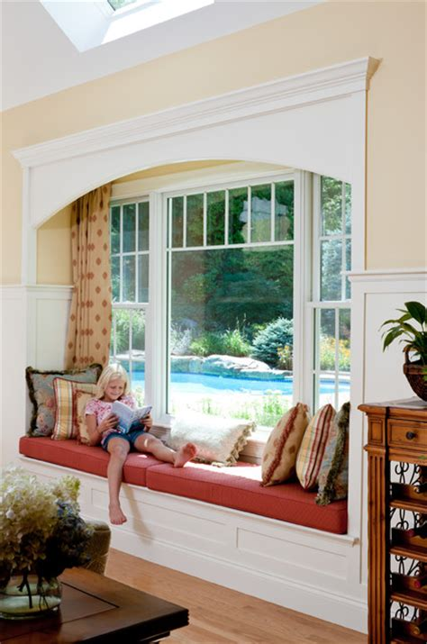 window seat ideas living room windowseat traditional family room other metro by howell custom building