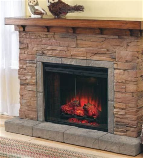 Stacked Electric Fireplace by Stacked Electric Fireplace I Like The Clean Yet