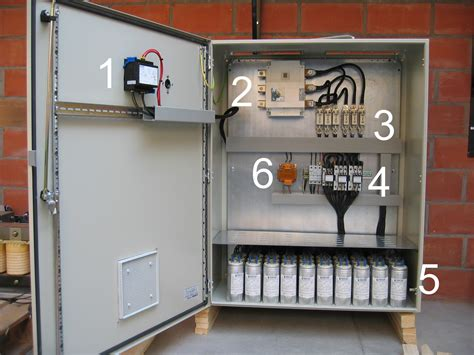 power factor correction using capacitor bank pdf file condensatorenbatterij jpg wikimedia commons
