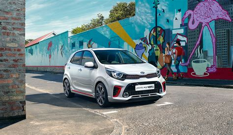 Kia New Picanto All New Kia Picanto Carr And Griffiths