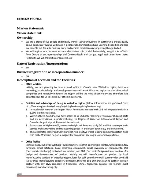 business plan format for students sle entrepreneurship business plan for students