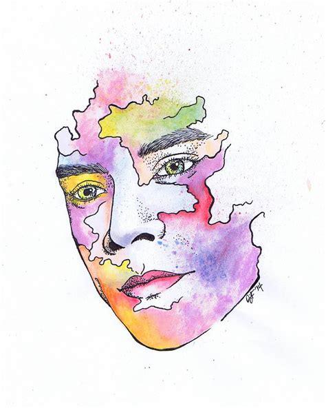 hairstyles watercolor harry styles watercolor by daisyjennifer on deviantart