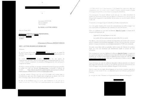 Exemple De Lettre De Mise En Demeure Belgique Modele Reponse A Une Mise En Demeure Document