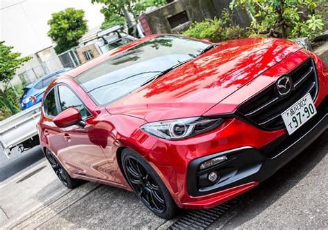 Auto Tuning Mazda 3 by Knight Sports Mazda3 Tuning Is Aggressive In A Good Way