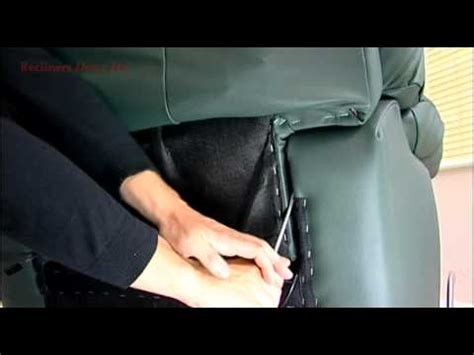 disassemble lazy boy recliner lazy boy repair how to make do everything