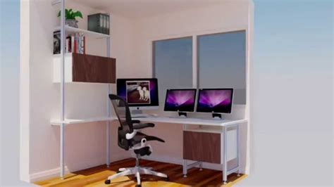 home office design youtube your home office with windows desk design youtube olive