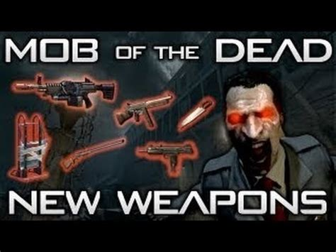 mob of the dead map pack new quot blundergat quot gun mob of the dead zombies gameplay