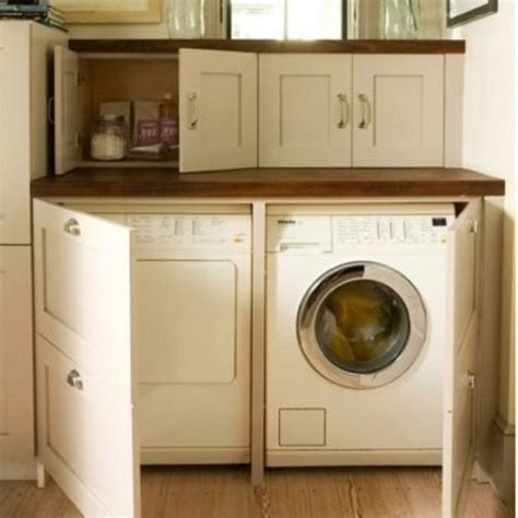 hide washer and dryer simple ways to hide a washer and dryer images frompo