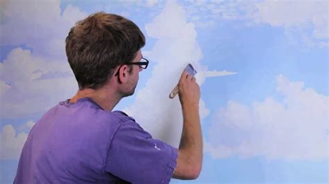 clip    paint sky clouds  mural joe youtube