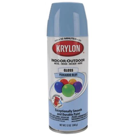 pkaboo paint spray krylon scribbleshop