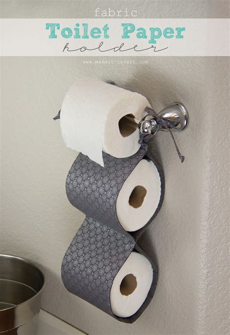 How Do You Make Toilet Paper - 15 nifty ways to store toilet paper