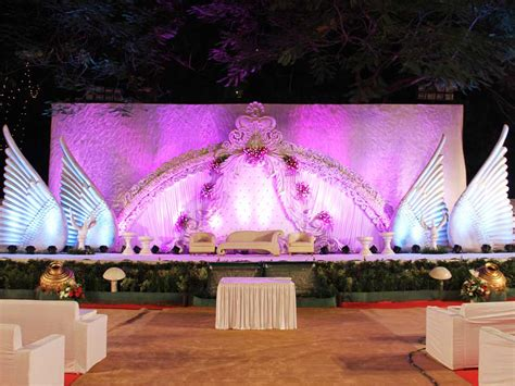 New Stage Decoration by Weddings At Parsi Gymkhana Dadar Venue Decoration Jess
