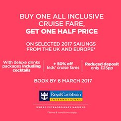royal caribbean cruises gocruise