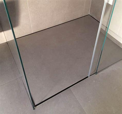 doccia a pavimento stunning descrizione prodotto with doccia filo pavimento