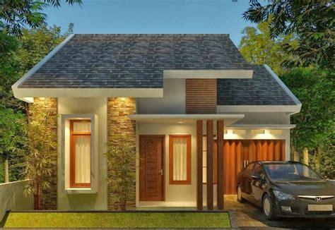 15 gambar atap rumah desain masa kini rumah minimalis