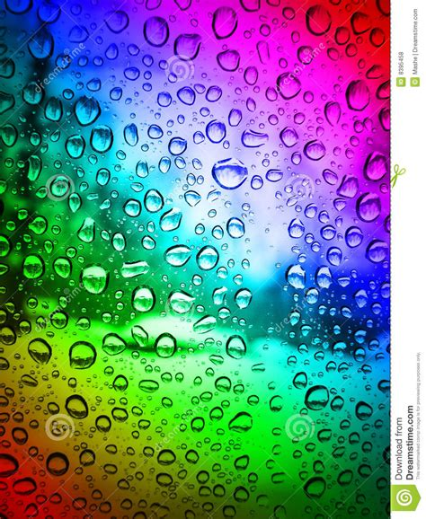 imagenes libres lluvia gotas de lluvia sobre el vidrio fotos de archivo libres de