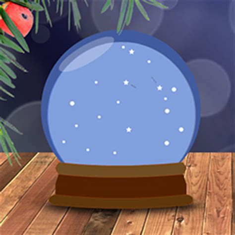 snow globe card template snow globe prezibase