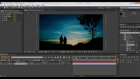 tutorial intro adobe after effects cs6 شرح عمل مقدمه لفيديو intro adobe after effects cs6
