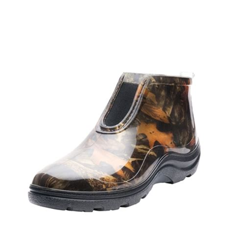 sloggers made in the usa s ankle boot in camo print