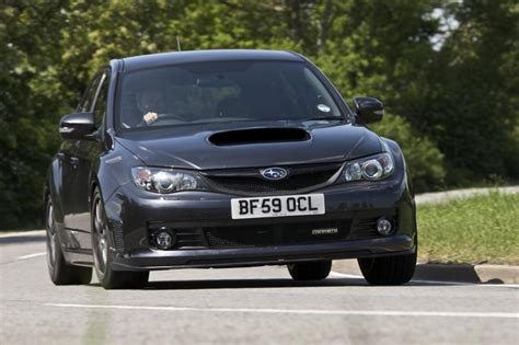 Subaru Impreza Sti Cosworth Road Test Evo