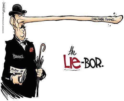 libor scandal images