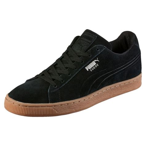 mens sneakers suede classic debossed s sneakers ebay
