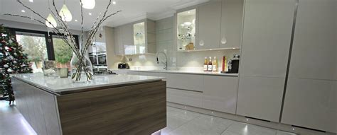 Modern German Kitchen Designs handleless kitchens from lwk kitchens