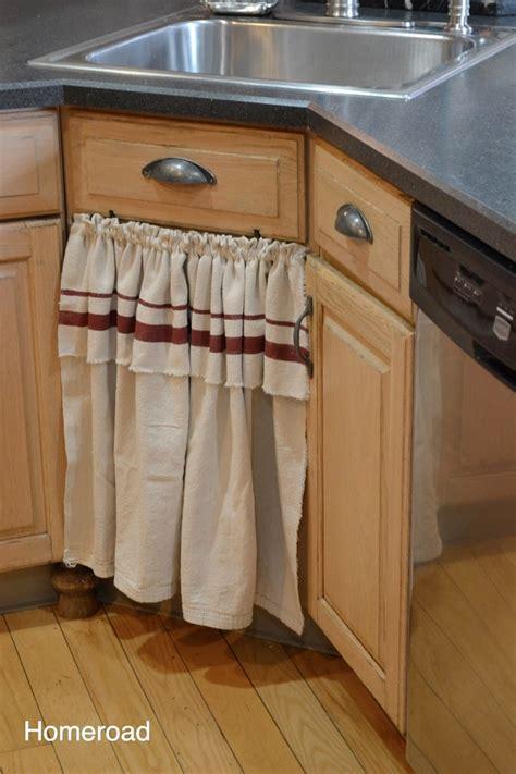 Diy Bathroom Sink Skirt by Top 10 Easy Diy Sink Skirts