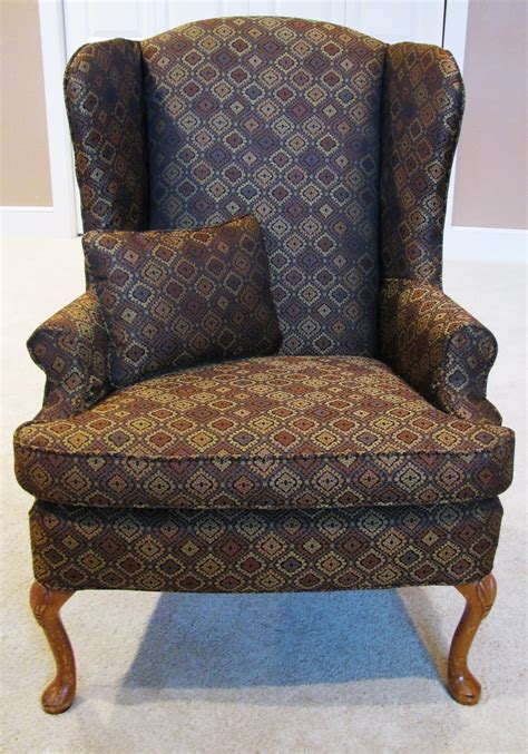 slipcovers for wingback sofas furniture comfortable wingback chair slipcover for