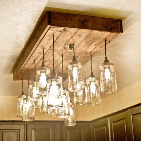 chandelier over dining table future home ideas pinterest a novel way to recycle a reclaimed wood pallet is to make