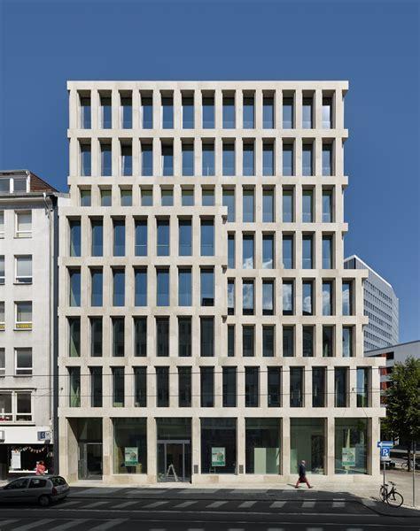 architekten in bremen stadthaus max dudler in bremen vornehme