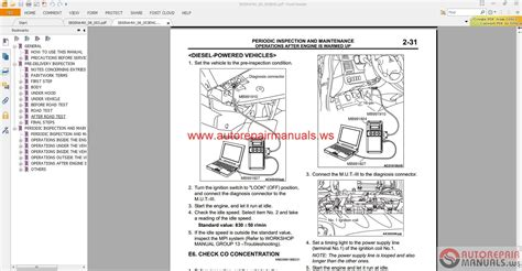 car repair manuals online free 2008 mercury grand marquis security system mitsubishi grandis 2008 service manual auto repair manual forum heavy equipment forums