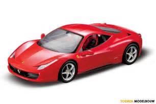 rastar 458 italia rtr 1 14 rc auto rood