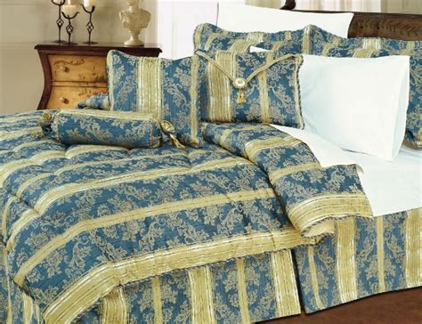 blue and gold bedding 2 special colors for bedding