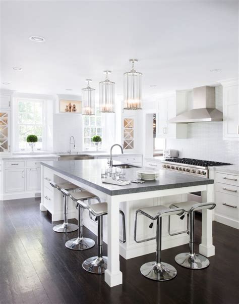 kitchen island with sink and seating fabulously cool large kitchen islands with seating and