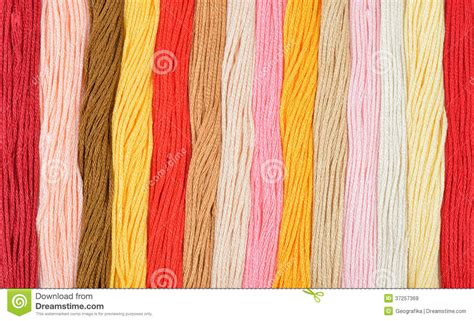 colorful thread wallpaper colorful embroidery threads royalty free stock images