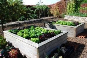 le potager carr 233 ou potager sur 233 lev 233 facile jardin