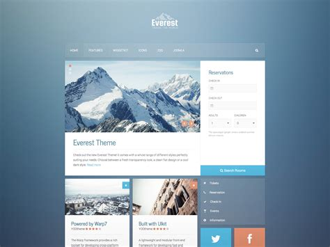 Amazing Uikit Templates Pattern Professional Resume Templates Bestwordpresstemplate Info Uikit Starter Template