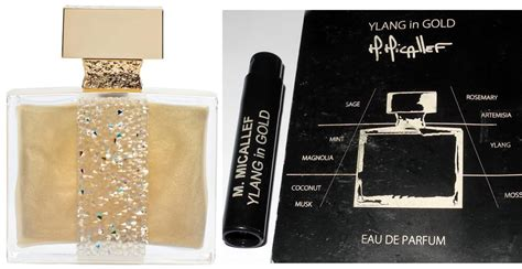 perfume review   MakeUp4All M Micallef Ylang In Gold