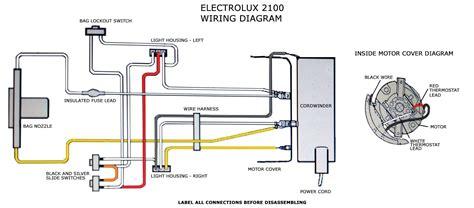 Electrolux Vacuum Spare Parts Newmotorjdi Co