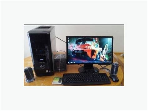 dell xps 420 ram upgrade fast ssd dell xps 420 gaming desktop computer pc benq 23